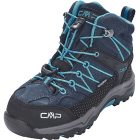 CMP Campagnolo Rigel Mid WP Trekking Shoes Kids asphalt-cyano